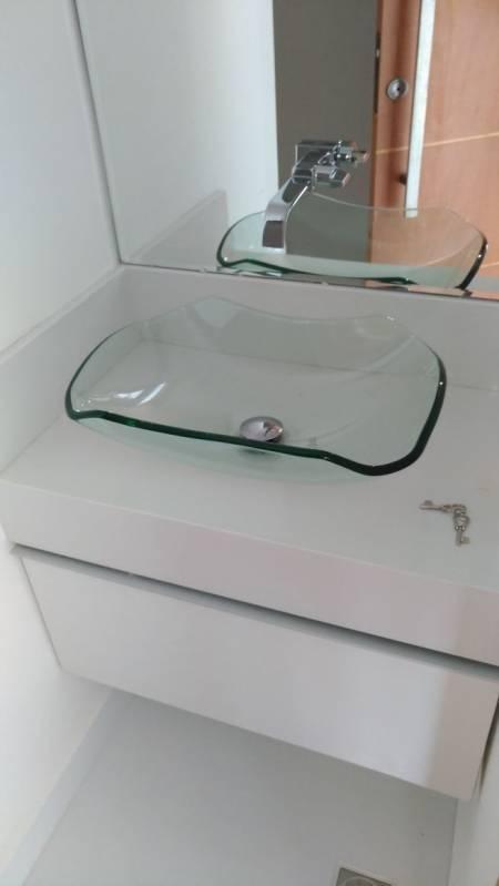 Lavatórios de Granito para Banheiro Vila Albertina - Lavatório de Granito para Salão