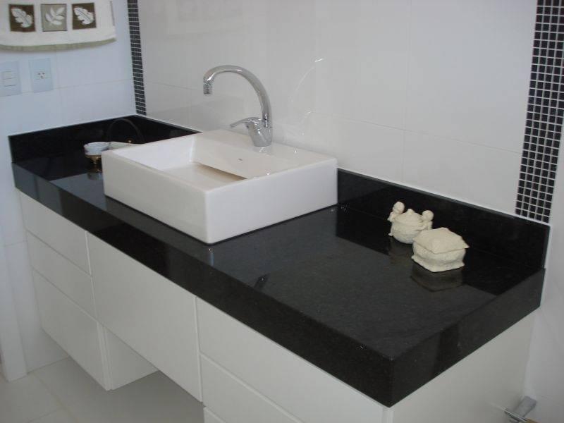 Lavatórios de Granito CECAP - Lavatório de Granito para Salão