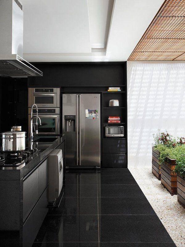 Piso de m rmore para cozinha tucuruvi piso de m rmore carrara felcon marmoraria - Simulador cocinas ...