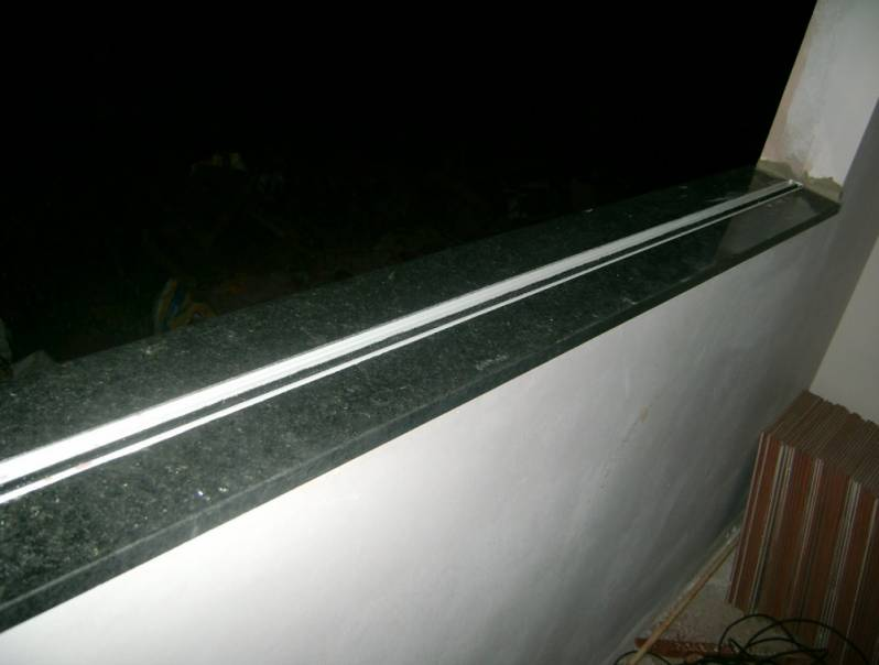 Quanto Custa Peitoril em Granito Preto Mandaqui - Peitoril de Granito sob Medida