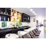 lavatórios de granito para salão Santa Cecília