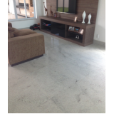 piso de mármore branco preço m2 Vila Guilherme