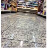 piso de granito comercial