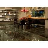 quanto custa piso de mármore para cozinha Pompéia